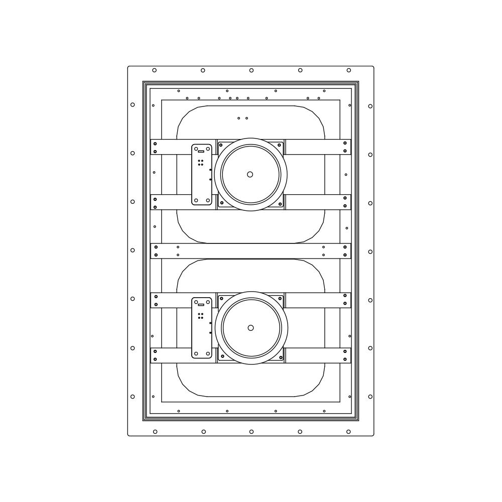 einbaulautsprecher    sonance    invisible series    isw  invisible speaker