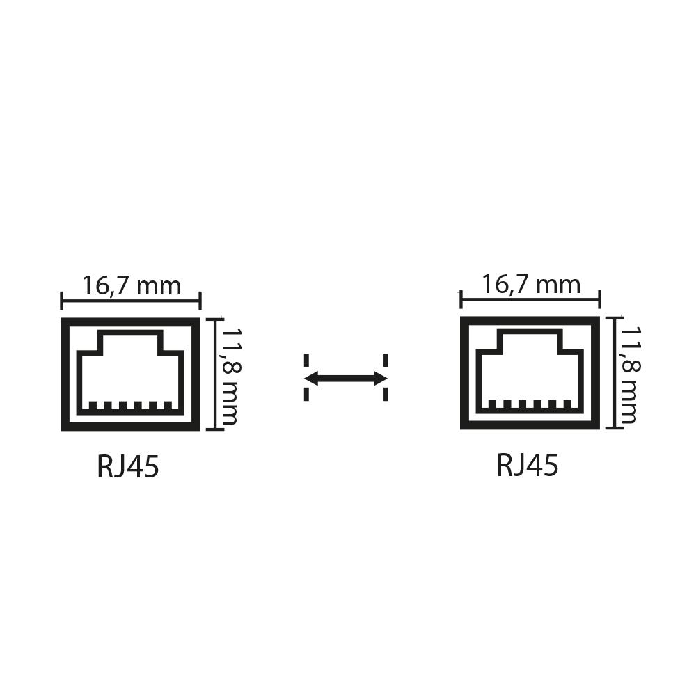 oehlbach    computer    netzwerk    xxl u00ae hyper stream  1 70m
