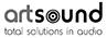 logo artsound 97x35