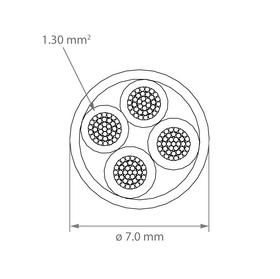 Professional Speaker Cable -  SC164P