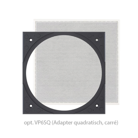 Adapter square VP6SQ