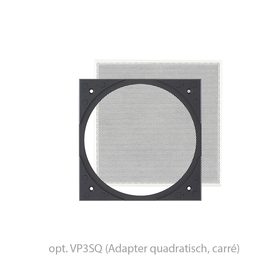 Adapter square VP3SQ
