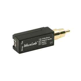 MuxLab Digital Audio Balun (500020)