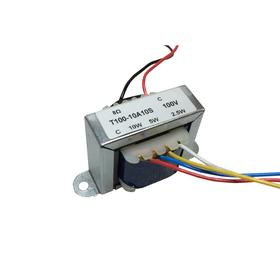Transformer - max. 10 Watt @ 100V