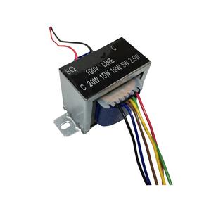 Transformer - max. 20 Watt @ 100V