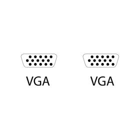 VGA-Stecker wgw9-1m