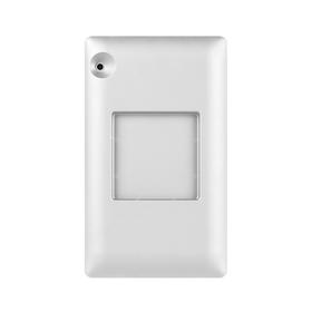 Case white rear i3sz-01