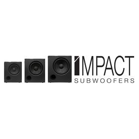 Sonance Subwoofer i12 -  Impact Series
