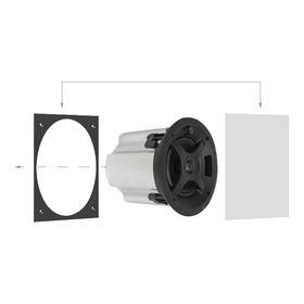 Square Adapter Set expl 999f-wm