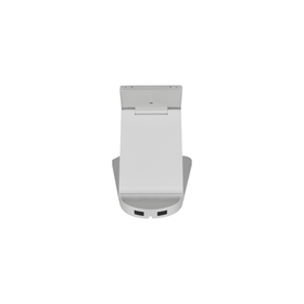 USB Charge Modul silver rear