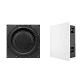 "Soannce VPSUB10 - InWall Subwoofer ""Low Profile"""