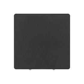 WallStation black front