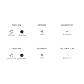Icons XLR 8nlp-aj