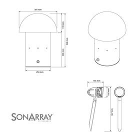 SonArray Draw 7ri2-c9