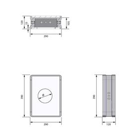 wallboxx WB2915R WB2921R masse ak2l-g6
