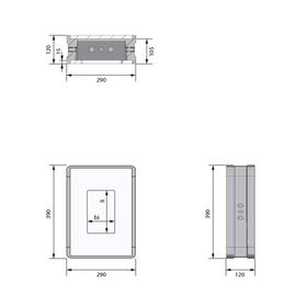 wallboxx WB2939 masse
