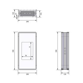 wallboxx WB2960 masse