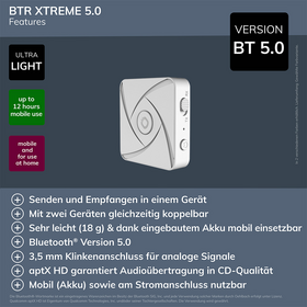 Oehlbach BTR Xtreme 5.0