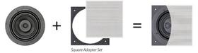 Adapter Set square 084l-cf j3mo-g2
