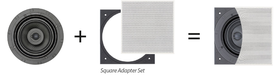 Adapter Set square 084l-cf