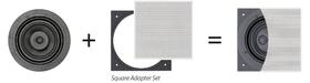 Adapter Set square 084l-cf icop-xb